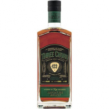 Three Chord Rye Whiskey