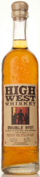 High West Double Rye 92 Proof