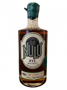 Nulu Barrel Proof Rye Single Barrel 6 Year