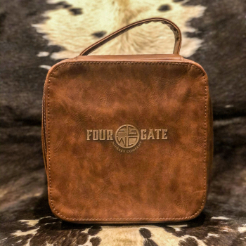 Four Gate Whiskey Company Glencairn Carrying Case