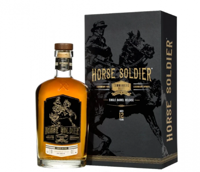 Horse Soldier 12 Year Commanders Select