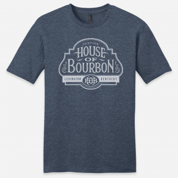 Justins' House of Bourbon Logo T-Shirt