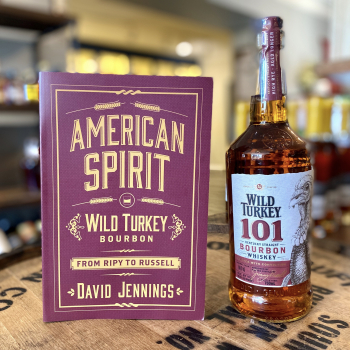 Wild Turkey 101 & American Spirit Book Set